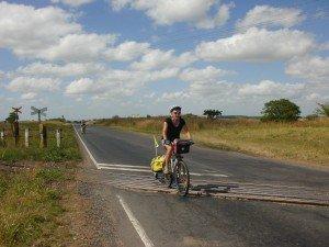 la route encore !!!! direction SAN PEDRO  P7070100-300x225